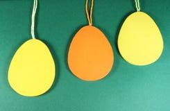 Wielkanoc dekoracji Zdjęcie Stock