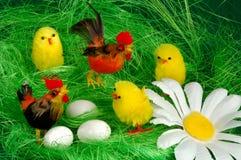 Wielkanoc dekoracji Zdjęcie Royalty Free