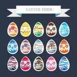 Wielkanoc eggs-06 Obrazy Stock