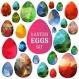 Wielkanoc eggs-09 Zdjęcia Stock