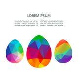 Wielkanoc eggs-13 Obraz Stock