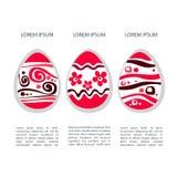 Wielkanoc eggs-20 Obraz Stock