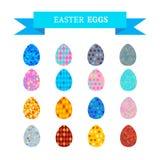 Wielkanoc eggs-04 Obraz Royalty Free