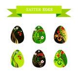 Wielkanoc eggs-05 Zdjęcie Stock