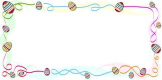 Wielkanoc graniczny Zdjęcia Stock