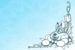 Wielkanoc ilustracji akcje pojęcia Zdjęcie Royalty Free