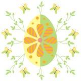 wielkanoc jajko ilustracja wektor