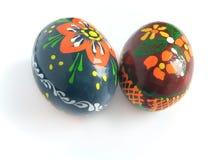 wielkanoc jajko pomalował 2 Zdjęcia Stock