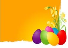 Wielkanoc karty ilustracja wektor