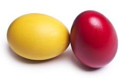 Wielkanoc kolor jaj Obraz Royalty Free