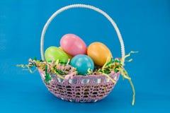 Wielkanoc koszykowy Obrazy Stock