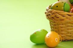 Wielkanoc koszykowy Zdjęcie Royalty Free