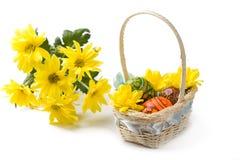 Wielkanoc koszykowy Obrazy Royalty Free