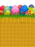 Wielkanoc koszykowy Zdjęcia Royalty Free