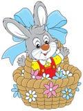 Wielkanoc królik ilustracja wektor