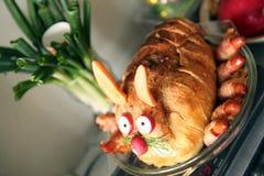Wielkanoc królik obrazy royalty free