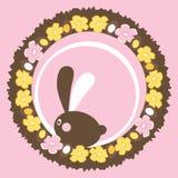 Wielkanoc królik Zdjęcie Royalty Free