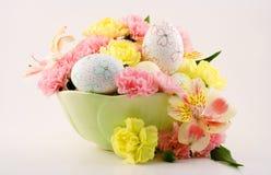 Wielkanoc preparatów Zdjęcie Stock