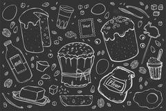 Wielkanoc ilustracja wektor
