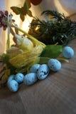 Wielkanoc, przygotowania, ornamentacja, symbole fotografia stock