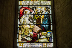 Wielkanoc rezurekcja jezus chrystus Zdjęcia Stock