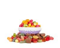 Wielkanoc słodyczami jajko Zdjęcie Stock