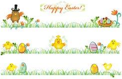 Wielkanoc sąsiaduje z wiosny Obraz Stock