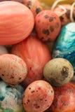 wielkanoc szczęśliwy tło barwiący Easter jajek eps8 formata czerwony tulipanu wektor Wielkanoc kolor jaj zdjęcia royalty free