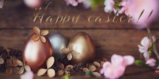 Wielkanoc tła szczęśliwy fotografia royalty free