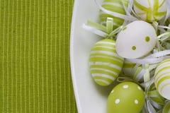 Wielkanoc tła Obraz Royalty Free