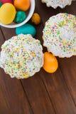 Wielkanoc tła piękna plama wakacyjna jaj Fotografia Royalty Free