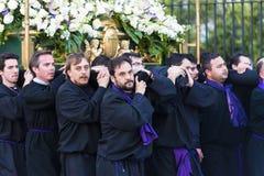 Wielkanoc w Galicia (Hiszpania) Fotografia Royalty Free