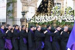 Wielkanoc w Galicia (Hiszpania) Obraz Stock