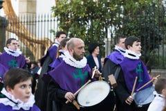 Wielkanoc w Galicia Hiszpania Obraz Stock