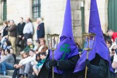 Wielkanoc w Galicia Hiszpania Zdjęcie Royalty Free
