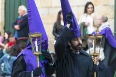 Wielkanoc w Galicia Hiszpania Zdjęcia Royalty Free