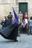Wielkanoc w Galicia Hiszpania Zdjęcia Stock
