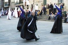 Wielkanoc w Galicia Hiszpania Zdjęcie Stock