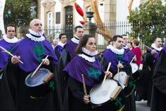 Wielkanoc w Hiszpania Fotografia Stock