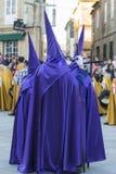 Wielkanoc w Hiszpania Obrazy Royalty Free