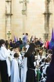 Wielkanoc w Hiszpania Fotografia Royalty Free