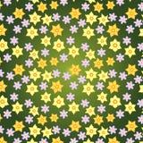 Wielkanocna łąka Obraz Royalty Free