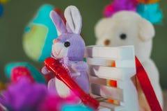 Wielkanocna dekoracja obrazy royalty free