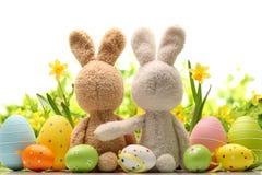 Wielkanocna dekoracja Obrazy Stock
