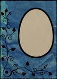 Wielkanocna fotografii rama Obraz Stock