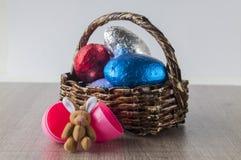 Wielkanocna niespodzianka zdjęcia royalty free