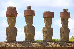 Wielkanocna Wyspa, Chile Obrazy Stock