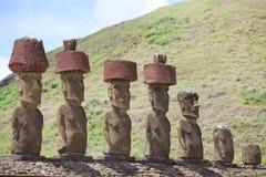 Wielkanocna Wyspa, Chile Zdjęcia Stock