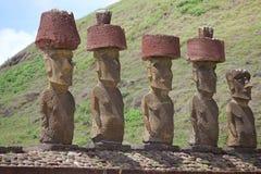 Wielkanocna Wyspa, Chile Zdjęcie Stock