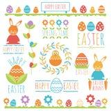 Wielkanocne dekoracje Zdjęcie Royalty Free